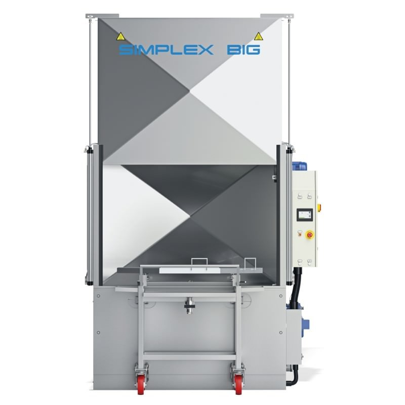 Lavapezzi Teknox SIMPLEX BIG 1B