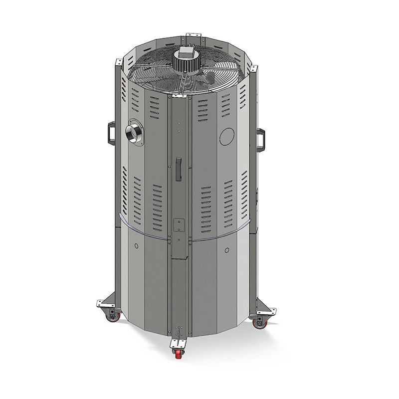 Sistema di condensazione centrifuga TEKNOX
