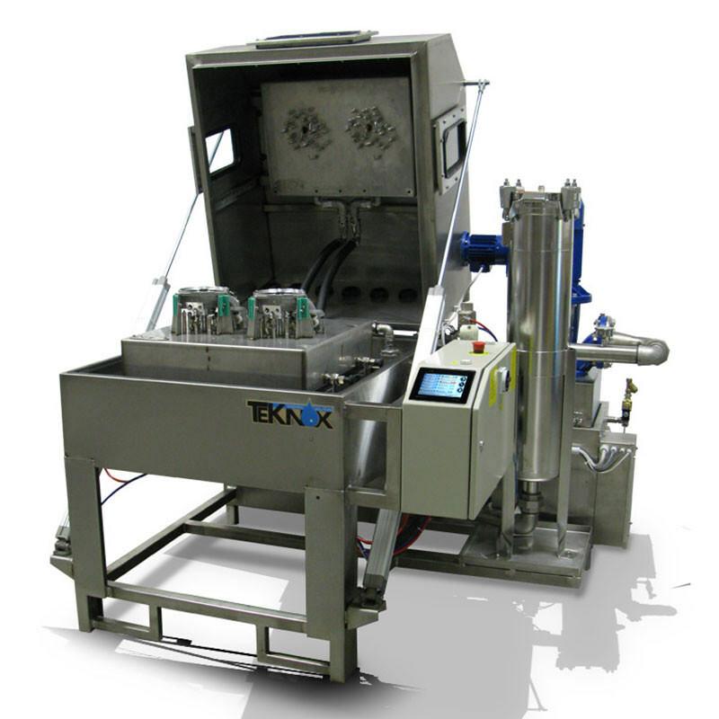 Impianto di Lavaggio industriale Teknox ROBOCLEAN