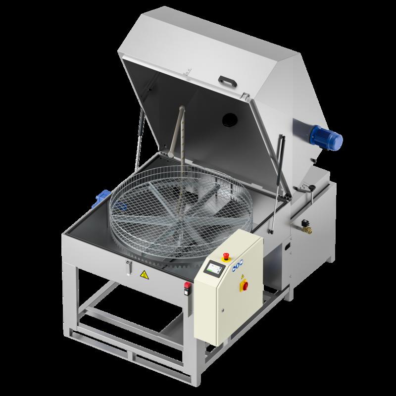 Lavapezzi  / Lavametalli industriale Teknox UNIX SZD