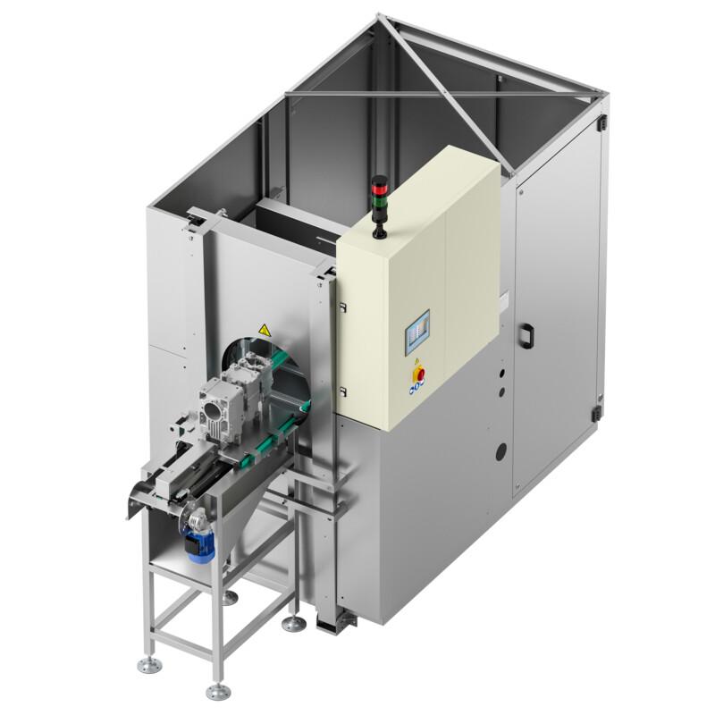 Lavametalli / Lavapezzi Teknox Rotator 2B