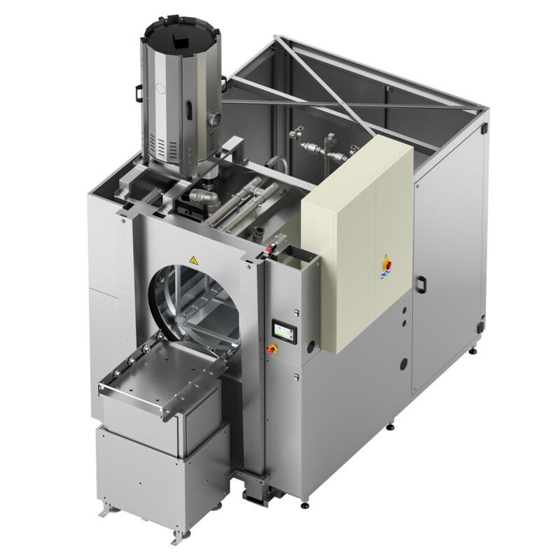 Lavametalli / Lavapezzi Teknox Rotor 3 B