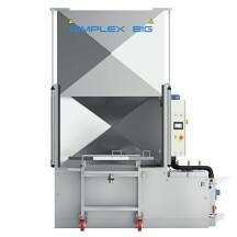 Lavapezzi / Lavametalli Teknox SIMPLEX BIG 2B