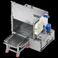 Lavapezzi  / Lavametalli industriale Teknox ROBUR